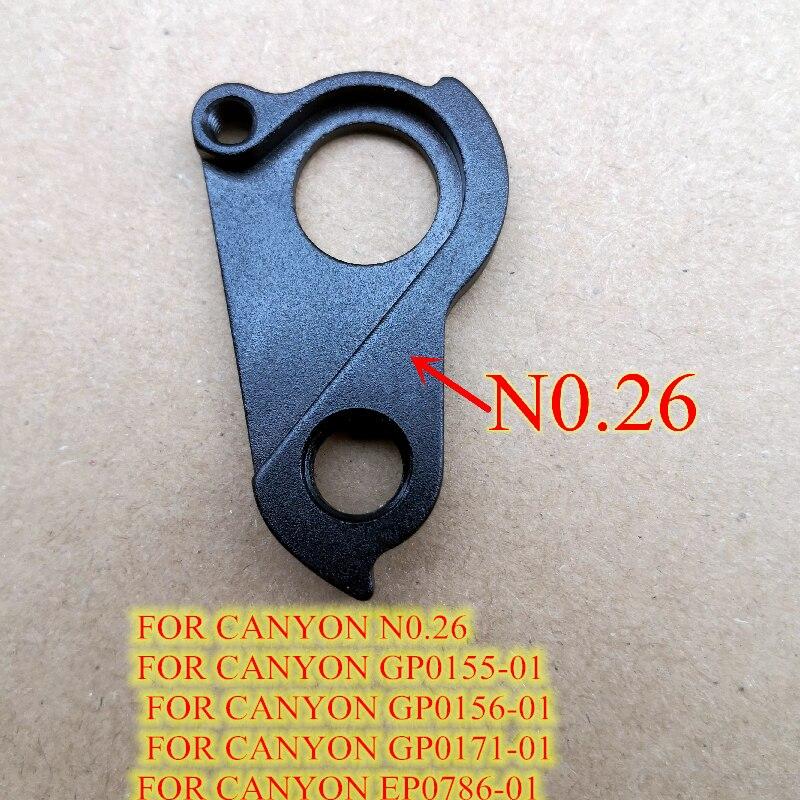 Canyon Mech Umwerfer CNC Aufhänger 27 EP0787-01 GP0156-01 Strive Torque Spectral