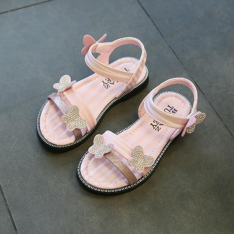 2020 New Baby Girl Sandals Summer Baby
