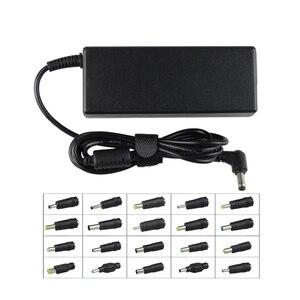 Image 1 - Универсальное зарядное устройство для ноутбука, 19 в, 18,5 А, 90 Вт