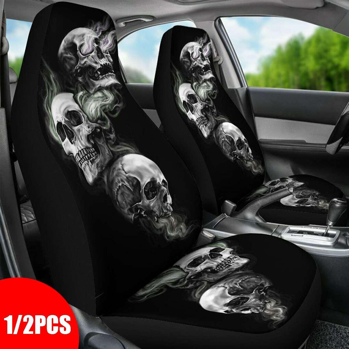 1 Pack CAFFER Car Seat Back Protectors