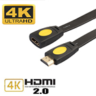 4K 3D HDMI 2.0 Flat ...