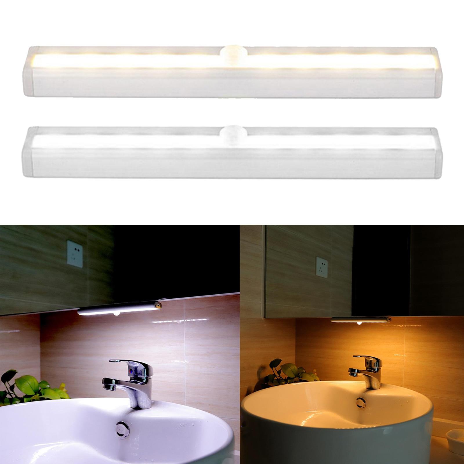 Купить pir светодиодный светильник с датчиком движения шкаф кровать