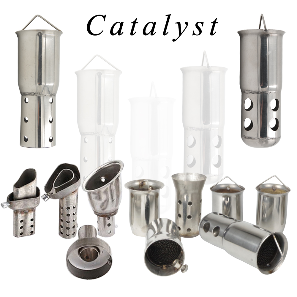 Catalyst DB Killer 51MM/60MM  For Motorcycle Exhaust Muffler DB Killer Silencer Noise Sound Eliminator For Off Road Bike