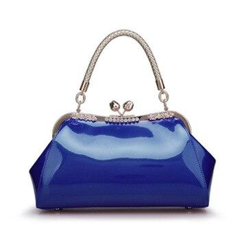 Women's Retro Fashion Leather Handbag