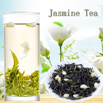 Jasmine tea in 250-carat chain-sealed pocket recommended for Chinese organic health tea flower tea
