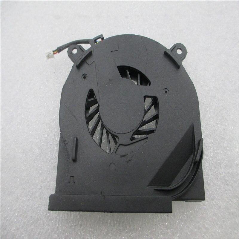 DFS531005MC0T F9A7 вентилятор процессора для Dell Latitude E6400 E6410 DP/N: 04H1RR UDQFRZH08CCM FX128