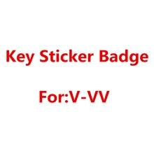 10 шт. 14 мм 12 мм 10 мм 8 мм Красный, черный, синий цвет эпоксидной смолой металлический корпус для автомобильного ключа дистанционный ключ диста...
