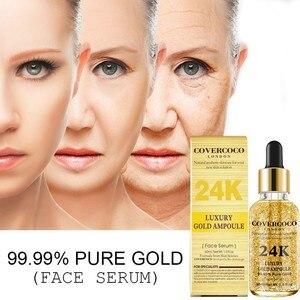 24 K Gold Face Serum Firming A