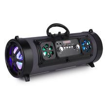 Портативная Bluetooth Колонка 16 Вт, Беспроводная колонка, звуковая панель Move KTV, 3D Звуковая система, сабвуфер, музыка, FM-радио, USB