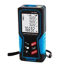 цена на 80M 100M Handheld Laser Distance Measure Rangefinder Distance Measurement Tool Digital Measurement Meter Electronic Ruler