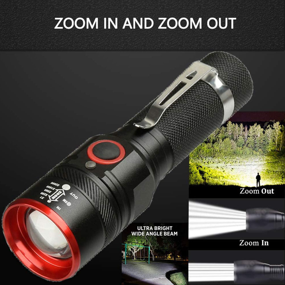 cheapest 34 SMD LED Work Flashlights 360    Rotation Car Repair Working Lamp 18650 Powered Torch Magnet Hook Tent Camping Lantern