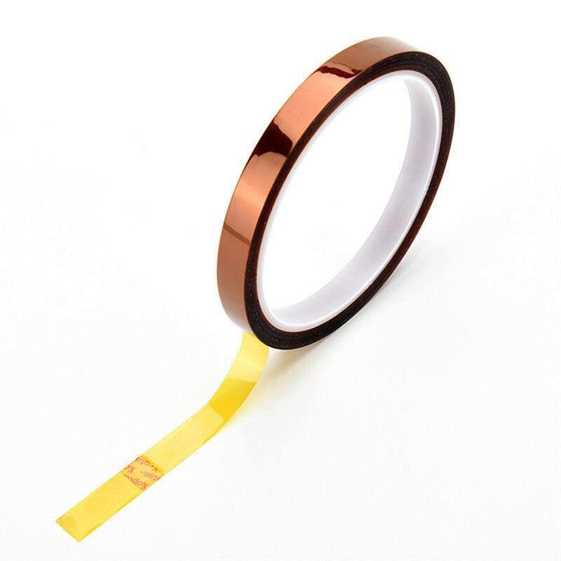 30 Meters Single Side Conductive Copper Foil Tape Strip Adhesive Resist Tape