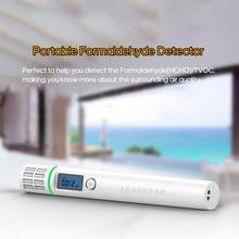 Gas-Analyzer Formaldehyde -Detector Tester Tvoc-Sensor Portable with Lcd-Display High-Accuracy