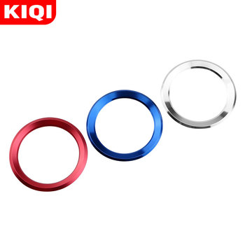 Car Steering Wheel Ring Circle Sticker for BMW M3 M5 E36 E46 E60 E90 E92 F48 F30 F31 F25 X1 F48 X3 X5 1 2 3 5 Series 2011-2019 image