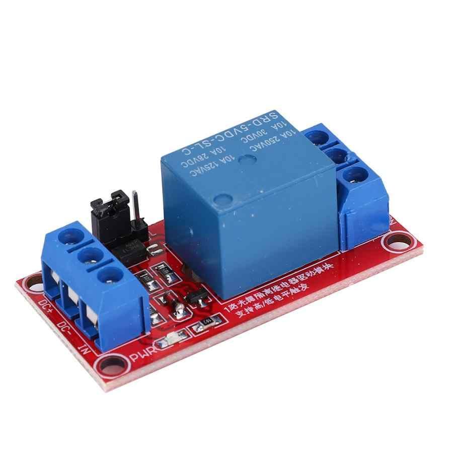 2 Pin 5V 1 Module Relay Với Optocoupler Cấp Thấp Kích Hoạt Cho Arduino Bị Cô Lập Module Relay