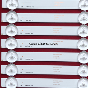 Image 2 - One Set=16pieces for Led Backlight KDL 65W850 650TV02 V3 CX 65S03E01 2B762 0A 565 3850 CX 65S03E01 2B753 0 A 5CN 3182 V 8 Lamps