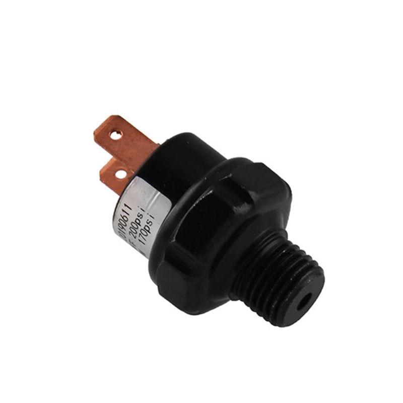 """Автомобильный рожок 170-200PSI воздушный компрессор воздушный насос автоматический переключатель давления Регулятор давления клапан воздушного давления NPT1/4"""""""