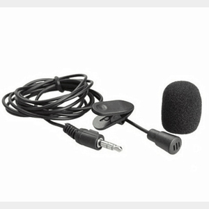 High Sensitivity 2M Mic Tie Clip Microphones Clip-on Lapel Support Speaking Singing Speech for Smart Phone Recording PC(China)