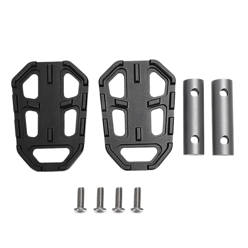 1 Pair of Motorcycle Wide Foot Pedal Pedals  Enlarged Foot Pedals Suitable for BMW R1200GS R1200 GS R 1200 GS 2013 2019|Pedals| |  - title=