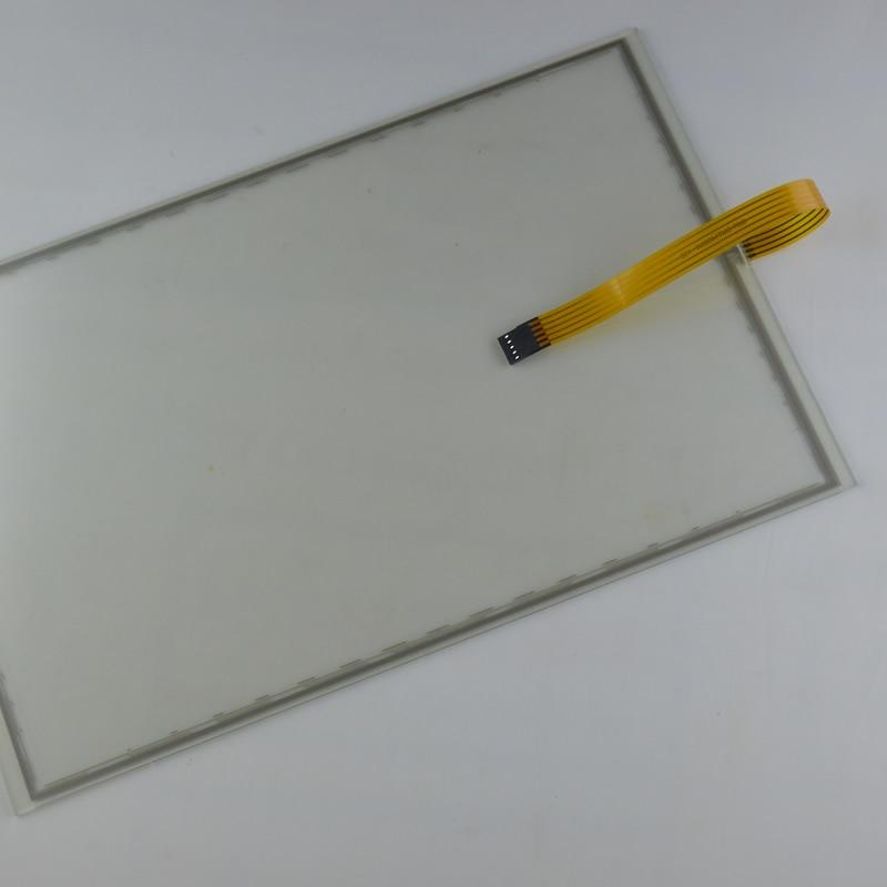 1X For TP1500 6AV2124-0QC02-0AX0  6AV2 124-0QC02-0AX0 Touch Screen Glass Panel