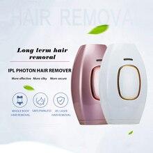 Home Use Depilatory Laser Mini Hair Epilator Permanent Hair