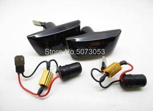 Image 3 - Indicador lateral dinámico LED para coche, luz intermitente secuencial para Opel Insignia Astra H Zafira B Corsa D, Chevrolet Cruze, 2 uds.