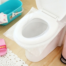 Mat Toilet-Tools Bathroom-Accessories Disposable Paper for Travel Outdoors Camping 10pcs