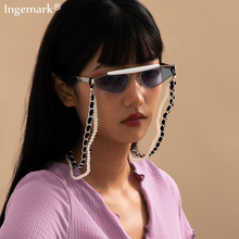 Spectacle Cord Sunglasses Chain String Beads Tassels-Neck-Strap Fashion Punk Retro