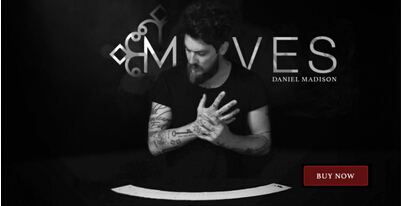 2015 Moves By Daniel Madison-MAGIC TRICKS