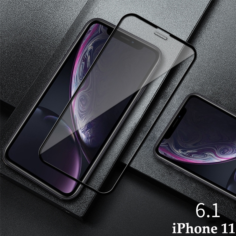 Tempered Glass for iPhone Xr
