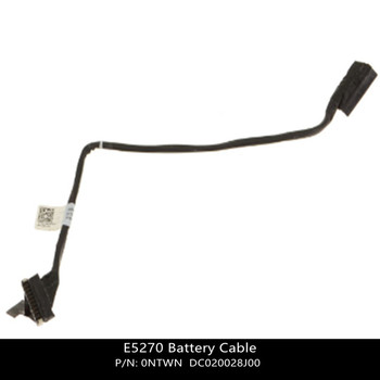 100 Pcs/ Bag  For Dell Latitude E5270 Battery Cable - Cable Only - 0NTWN 00NTWN DC020028J00  w/ 1 Year Warranty