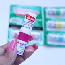 Oil-Stick Nasal Inhaler Aroma Motion Sickness Thailand Relieve Ifory Anti-Fatigue 3pieces