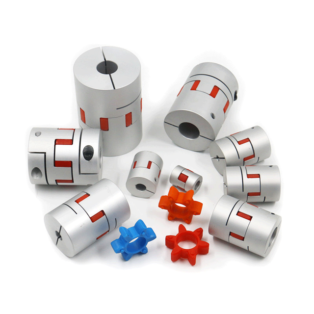 Ball screw SFU3205 3210 SFF3210  coupling C7 end machined + nut housing BK/BF20 end support +any length coupler RM3205