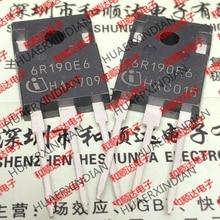 20PCS/LOT New original 6R190E6 IPW60R190E6 TO-220F 650V 20.2A