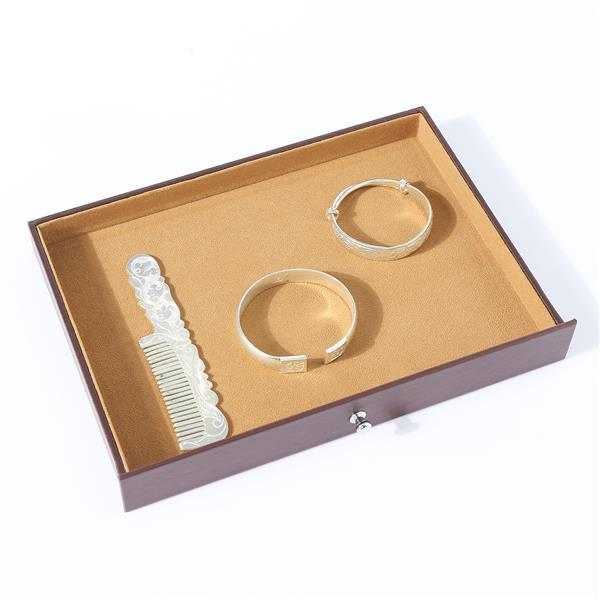 8 Storey Luxury Jewelry Box Jewelry Box Necklaces Earrings Sunglasses Bracelets Watches Etc Brown Black