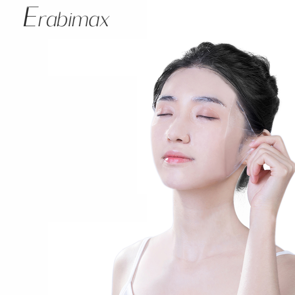 【Buy 1 Get 1 Free】Erabimax Collagen Face Mask Moisturizing  Hydrogel  Mask for the Face For Skin Care 1