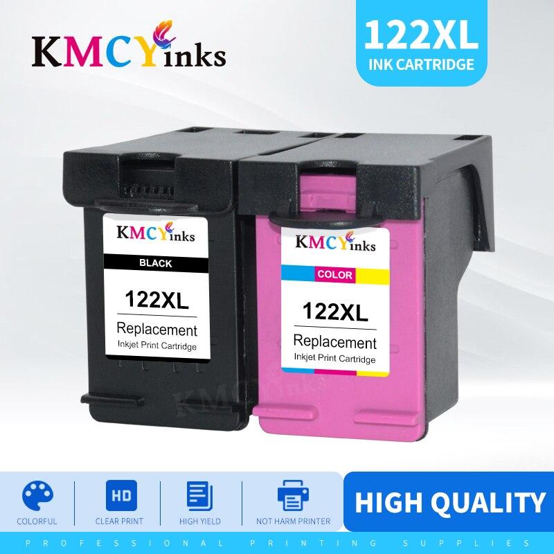 KMCYinks чернильный картридж 122XL 122 XL для HP 122 122XL для HP с чернилами HP Deskjet 1000 1050 1510 2000 2050 2540 3000 3050 1050A 2050A 3050A