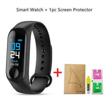 M3 Plus Smart Bracelet Heart Rate Blood Pressure Health Waterproof Smart Watch M3 Pro Bluetooth Watch Wristband Fitness Tracker 17