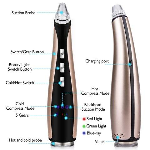de limpeza ferramentas beleza do cuidado da pele maquina j2