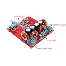 TAS5630 OPA1632DR DC50V 300W + 300W Class D Digital Power Amplifier Board YJ00216 hot sale amp machine tas5630 d class bluetooth amplifier digital power