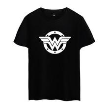 Maddy-super Hero Print Casual T Shirt Summer Fashion Short Sleeve Black Tshirt Unisex T-shirt Tee Girl Regular Short-sleeve Tees lace panel sleeve girl print tee