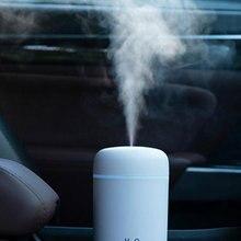 Essential-Oil-Diffuser Lamp Air-Humidifier Cool-Mist-Maker Ultrasonic Aroma 300ml Home-Car