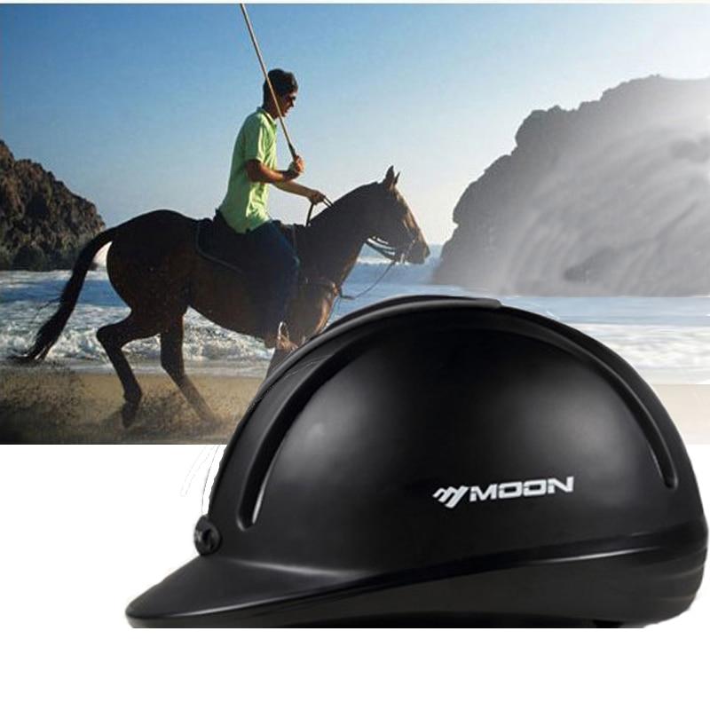 Adjustable Adult Equestrian Helmet 52-61cm Horse Riding Helmet Men Women Riding Cap Breathable Equestrian Body Protectors M/L