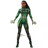 3d Print Hero Academia Anime Frog Sui Isuzu By Cosplay Costume Zentai Suit Halloween Adult Material Item Type Source Characters
