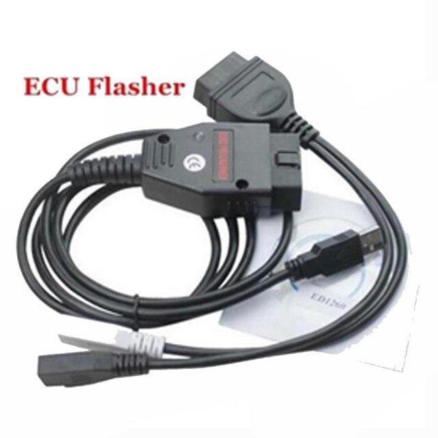 최고의 품질 Galletto 1260 ECU 칩 튜닝 도구 EOBD 성 노출증 ECU 성 노출증 녹색 PCB FTDI FT232RQ 읽기 및 쓰기 무료 배송