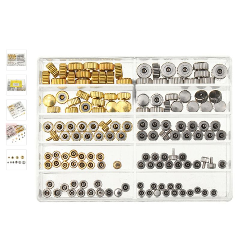 1 Set Watch Ring Waterproof Repair Tool Watchmaker Multi Sizes Crown O Ring Kit Rubber Tube Mini Sealed Gasket Accessories 19QC