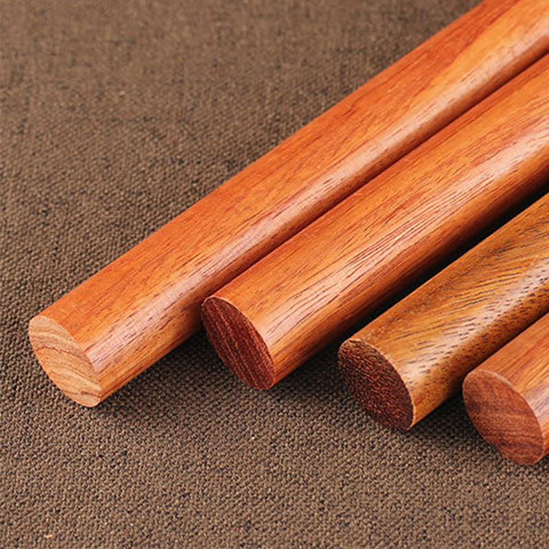 Natural Wooden Wood Incense Stick Tube Holder Home Fragrances For Sleep Health