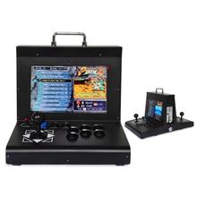 цена на Best price!!!Arcade Joystick gamepad game Controller with pandora box 6 jamma multi game board 1300 games in 1
