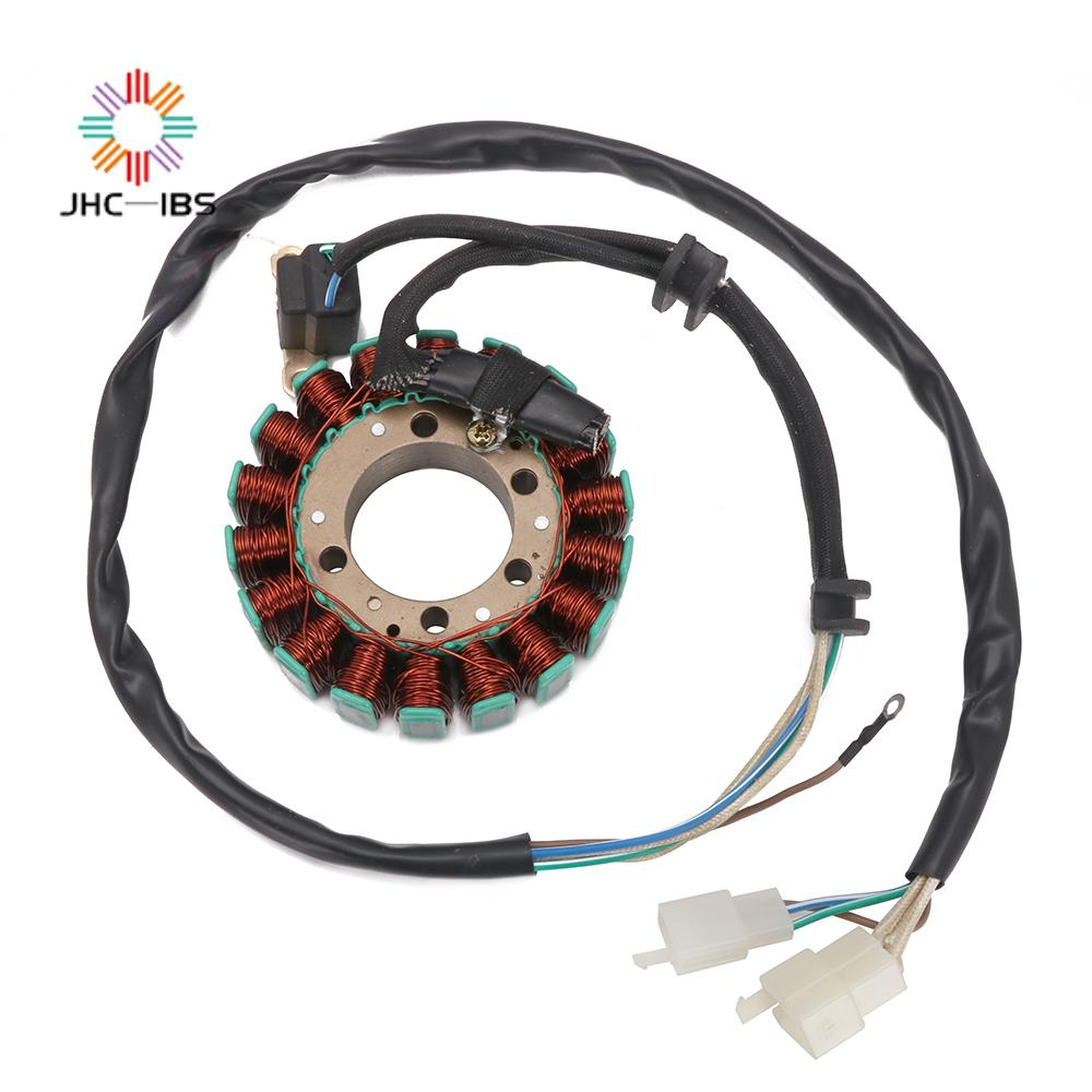 Motorcycle Magneto Engine Stator Generator Alternator Charging Coil <font><b>Parts</b></font> For <font><b>Yamaha</b></font> <font><b>XT600</b></font> XT600E XV250 Virago250 1990-2001 2002 image