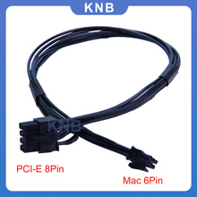 New PCIe Video Card Power Cable For Apple Mac Pro Mini 6Pin to 8Pin